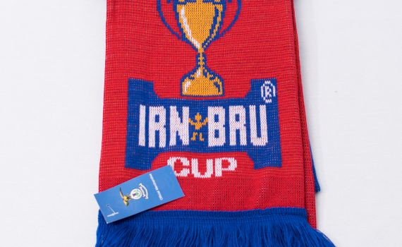 IRN-BRU Cup final Scarf