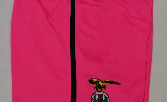 ICTFC Child Pink Goalkeeper Shorts 2018/19