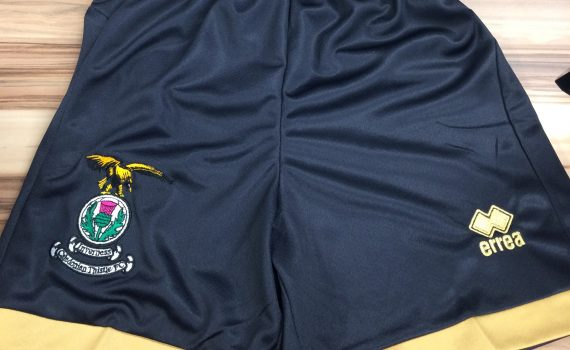 ICTFC Child Away Shorts 2018/19