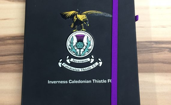 ICTFC Lined Notebook