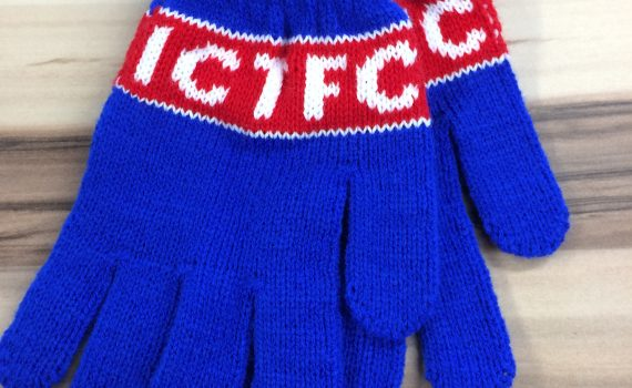 Kids ICTFC Gloves