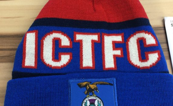 ICTFC Bobble Hat
