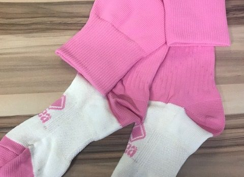 2018/19 Pink Goalkeeper Socks