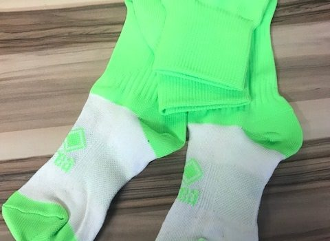 2018/19 Child Green Goalkeeper Socks