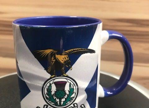 Saltire Mug 11oz