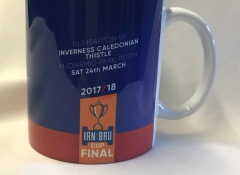 Irn Bru cup Mug