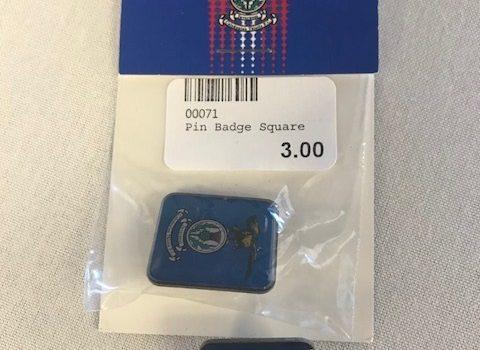 ICTFC Pin Badge