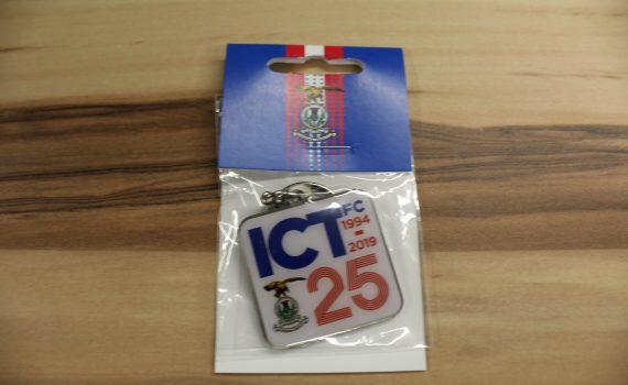 ICT25 Keyring