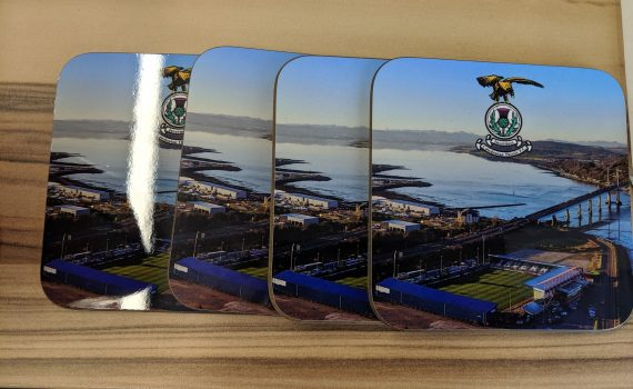 ICTFC Coaster Set