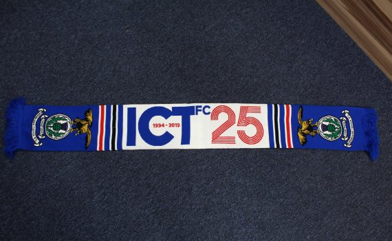 ICT25 HD Scarf