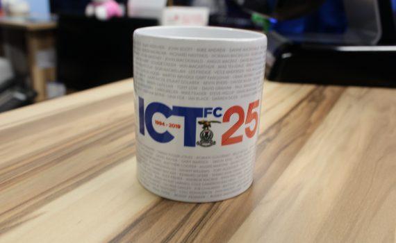 ICT25 Mug