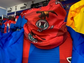 ICTFC Bright Pink Snoods
