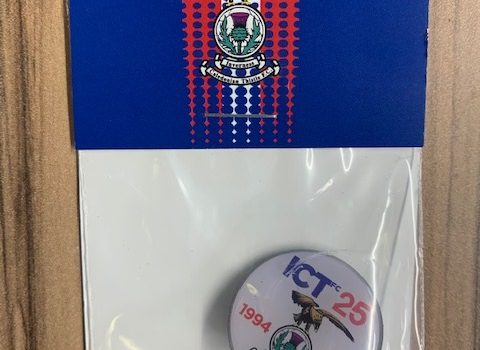 ICTFC25 Pin Badge
