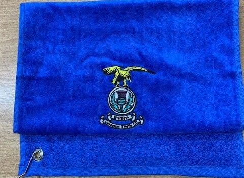Cambridge Velour Golf Towel
