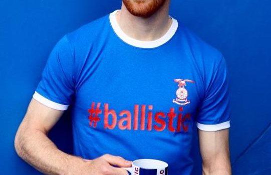 #ballistic t shirt